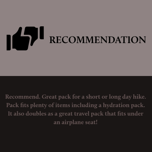 REI Flash Recommendation